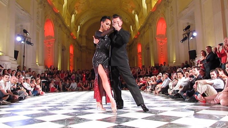 D.Vasin S.Khamzina Torino Tango Festival 2019 1-4