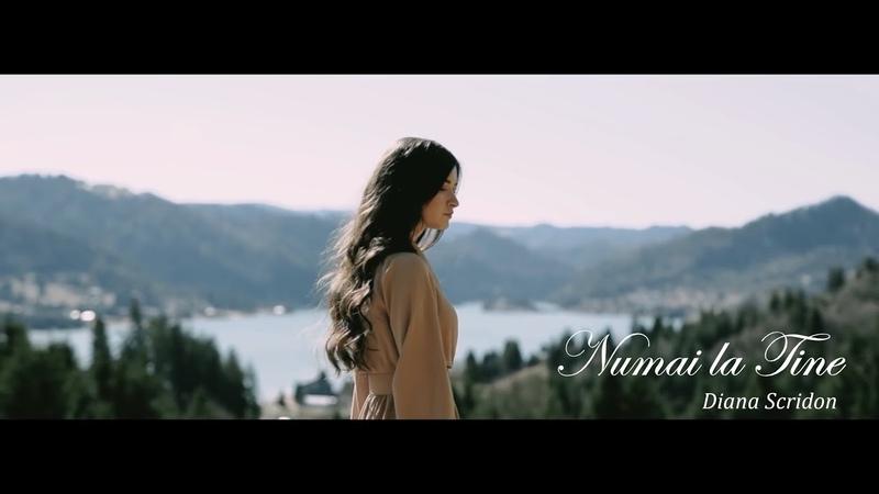Diana Scridon Numai la Tine Official Video