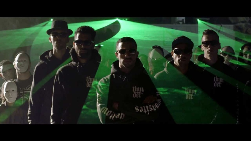 Yellow Claw The Opposites Thunder