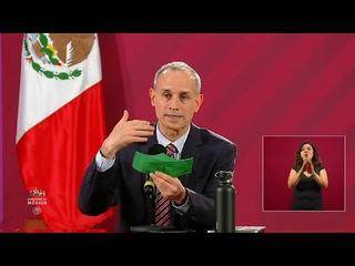 Dr Hugo López Gatell Conferencia Miércoles 5 Agosto 2020 #GraciasPorCuidarnos #NuevaNormalidad 🚦🚦🚦