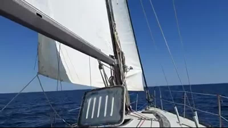 Si ricomincia a veleggiare