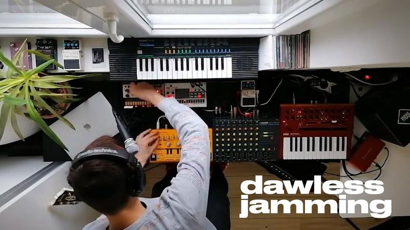 Neutron Dawless Jam Acid with Behringer TD 3 Volca Sample Volca Keys Monologue Casio SA 20