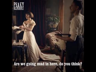 When you've reached the 'I'll paint my partner' stage of lockdown  #PeakyBlinders