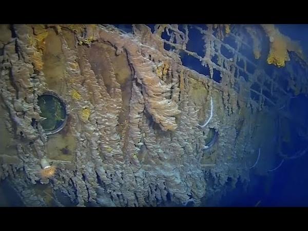 Спасти Титаник сокровища с глубины National Geographic 2020 Full HD 1080p