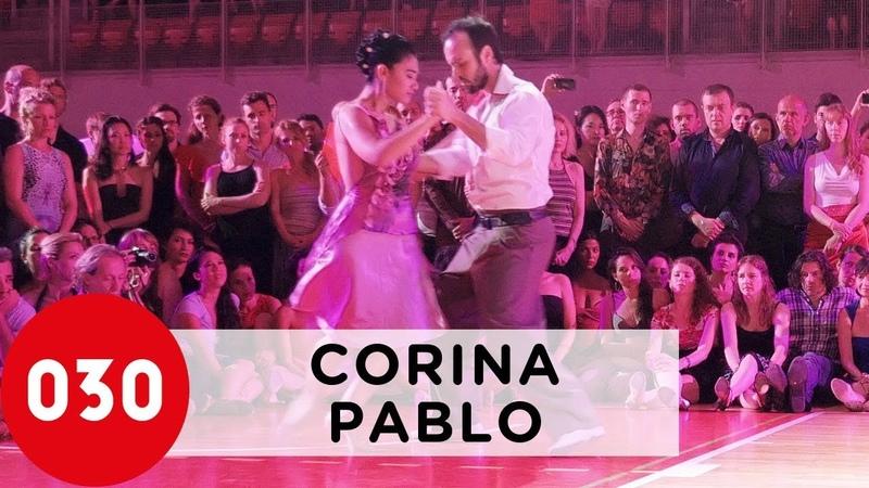 Corina Herrera and Pablo Rodriguez La vi llegar