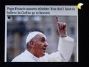 Новый скандал в Ватикане: Папу Римского в отставку? Реж.Царёва