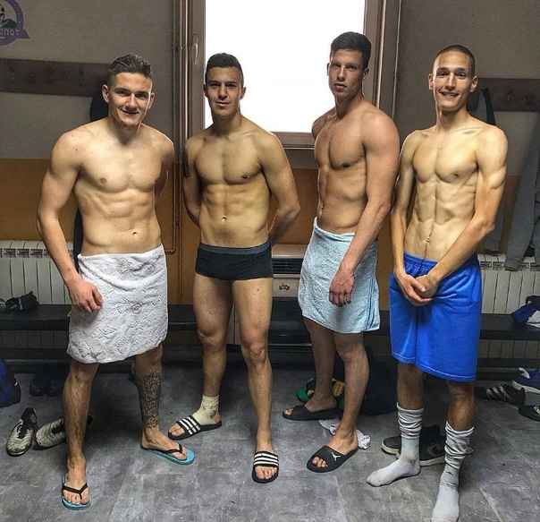 Gay Locker Room Porn Photos