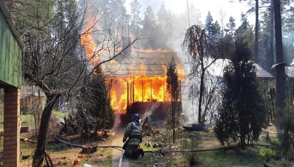 На текущий момент 2020 года в Кимрах и районе произошло 58 пожаров, на которых погибло 7 человек