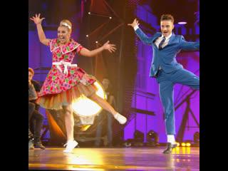 Танцы: джайв (Антон Пануфник и Анна Тихая)