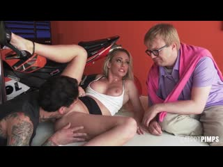 Isabelle Deltore / Wimpy Husband Doesn't Deserve To Rev Up This Pussy (Cucked)