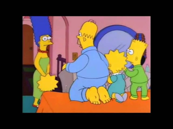 The Simpsons Boogeyman or Boogeymen