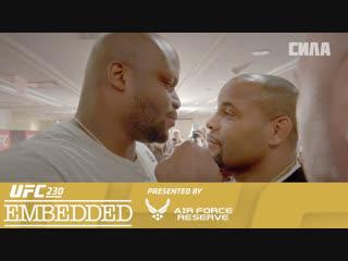 UFC 230 Embedded  Vlog Series - Episode 5