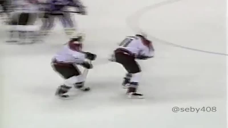 Joe Sakic 1000