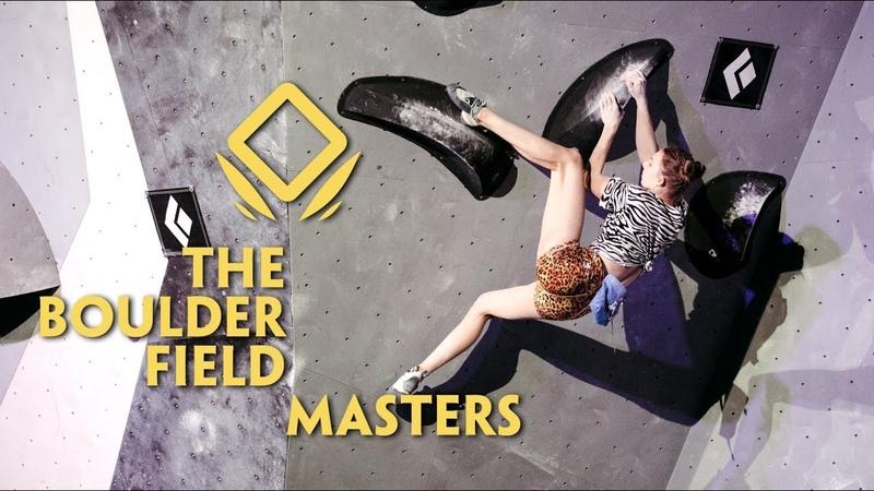 The Modern Climber TBF Masters 2019