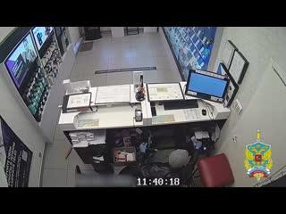 Подольск. Разбойное нападение