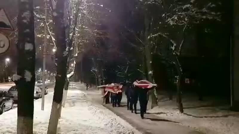 Брест последние дни зимы