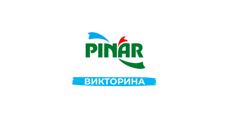Викторина Pinar 07 08 2020