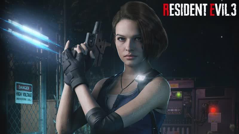Саня Голова СПУСКАЕМСЯ В ПОДЗЕМЕЛЬЕ и СОБИРАЕМ ПРЕДОХРАНИТЕЛИ Resident Evil 3 11