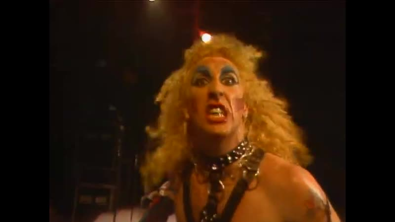 TWISTED SISTER Lady's Boy live at North Stage Theater' 1982 official 26 06 2020