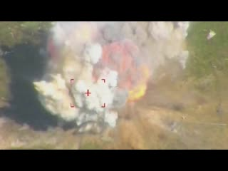 Стрельбы артиллеристов ЗВО из Мста-С, РПГ-7В и АК в Рязанской области