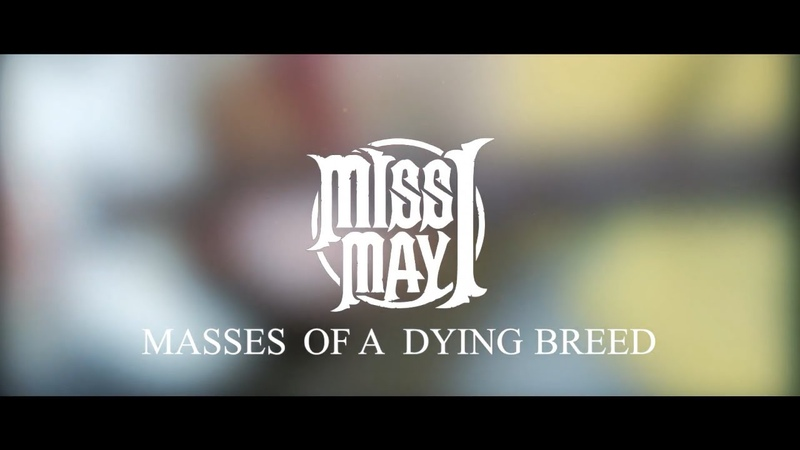Miss May I Masses of a Dying Breed Guitar Cover Tabs