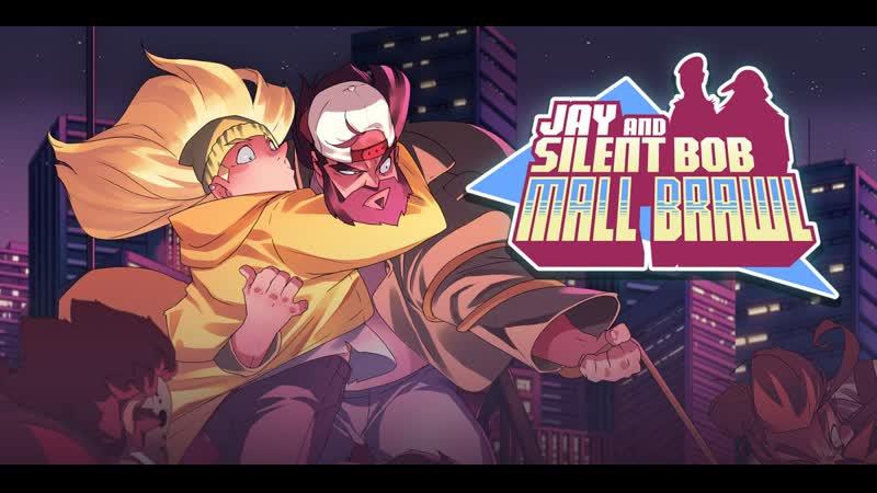 ❖ Jay and Silent Bob Mall Brawl ❖ Это Джангл Лов оуууеее 15