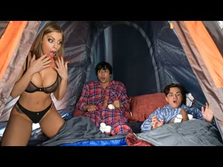Britney Amber - Lil Campers [All Sex, Hardcore, Blowjob, MILF]