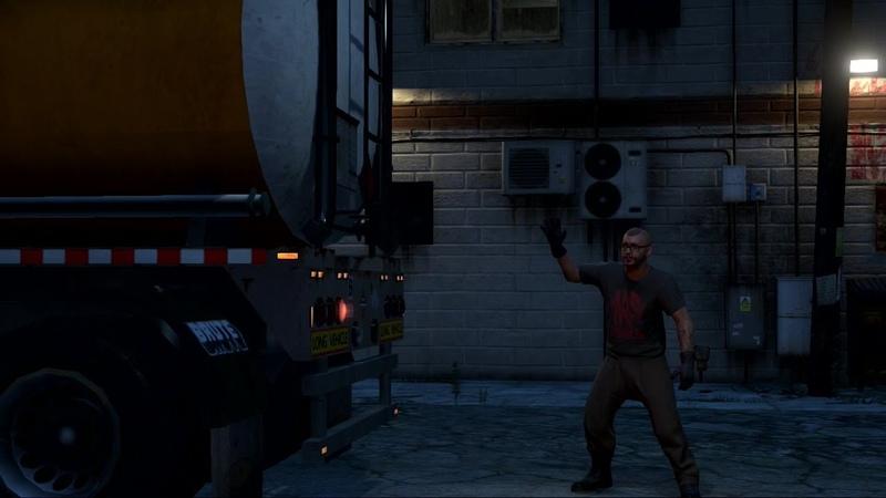 GTA Online Подготовительное задание Кража льда вариант выполнения PS3