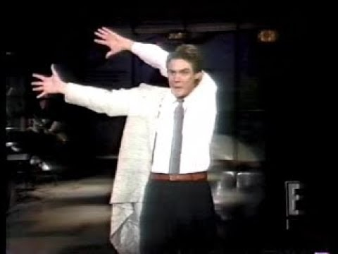 Jim Carrey's First Appearance on Letterman July 25 1984
