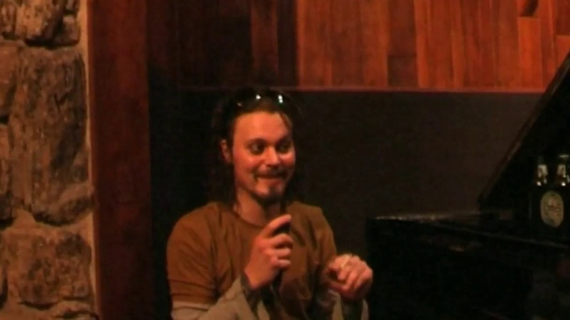Ville Valo Sonic Seducer 2nd Interview May 2007 rus sub