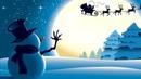 Jingle Bells Рождественские песни джингл белс на английском Новогодние песни