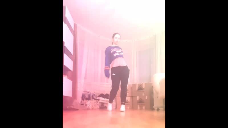 Hip-hop choreo by Agness