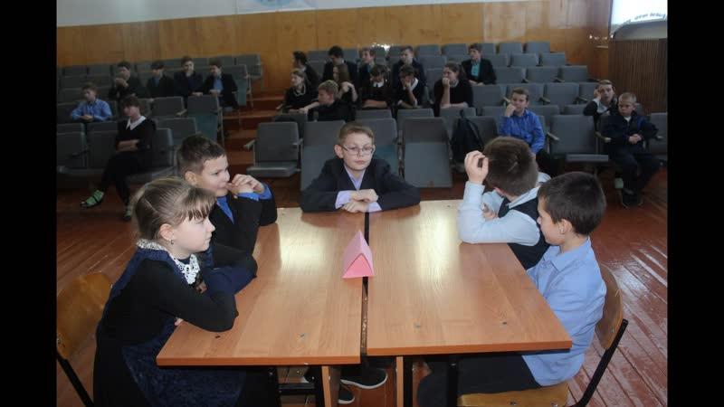 Видео из фотографий коллектива 5 го класса учащихся МБОУ СОШ с Орлик