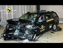 Dacia Logan MCV - Euro NCAP Crash Test