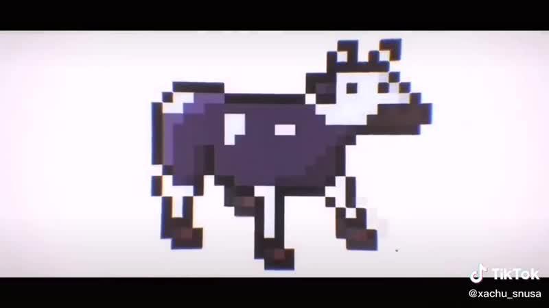 Корова вспомнила всё самое лучшее за 2к20 й
