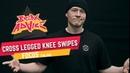 Cross-Legged Knee Swipes /w Focus | BREAK ADVICE