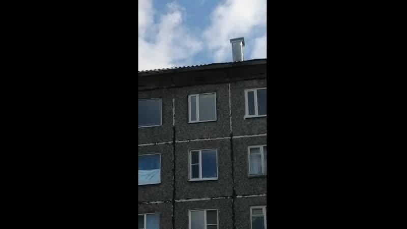 Крыша дома по ул. Садовая 17 (2)