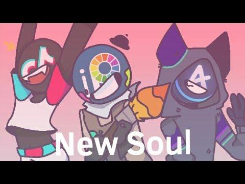 New soul meme (social media humanized apphumans)
