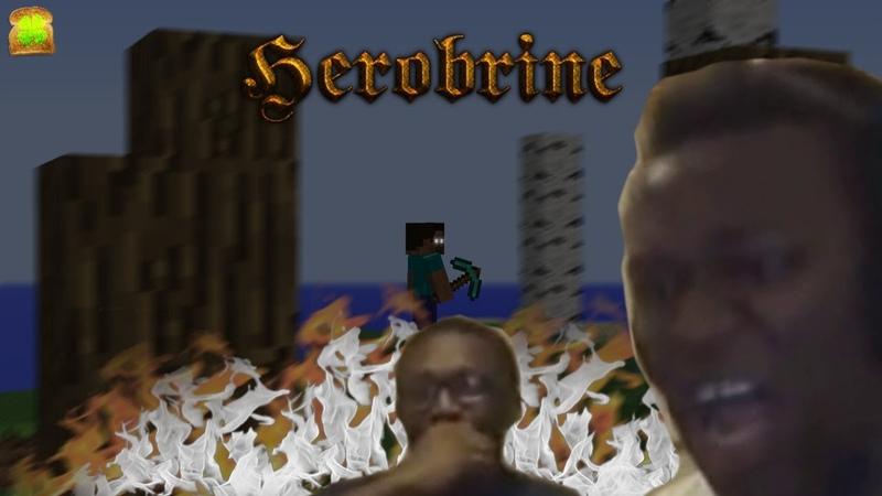 KSI and Deji Play Herobrine The Game (MEME)
