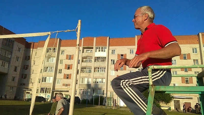 Козьмодемьянск Выдающийся волейбол