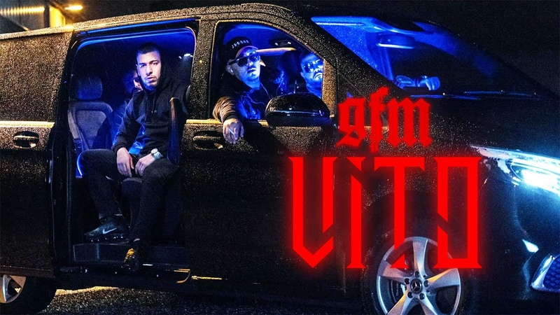 GFM - Vito (prod. by Kyree Frio) (Offizielles Musikvideo)