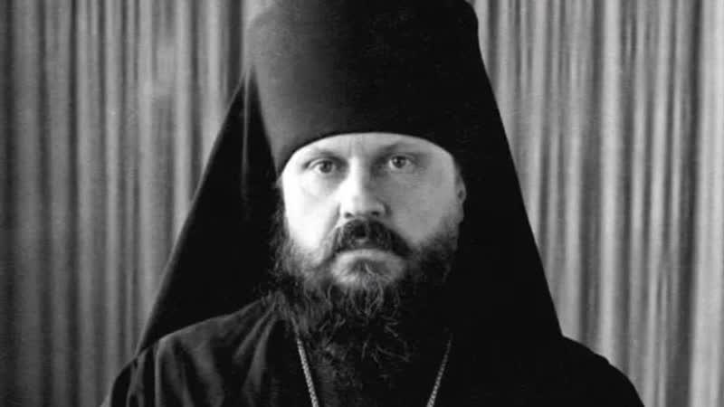 Серафим Бадиков Памяти патриарха Пимена