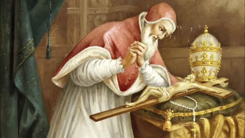 2020-05-05 St. Pius V