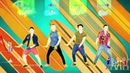 Just Dance 2014 Wii U Gameplay - One Direction: Kiss You