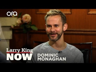 Dominic Monaghan on 'Wild Things', 'The Hundred Code' and next Star Wars