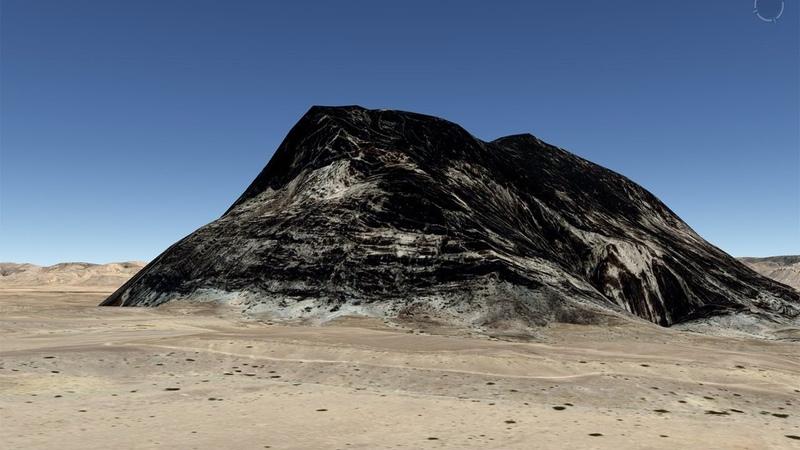 Искусственные горы Йемена