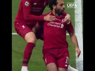 """Финал 2019 года: """"Ливерпуль"""" бьет """"Тоттенхэм"""""""