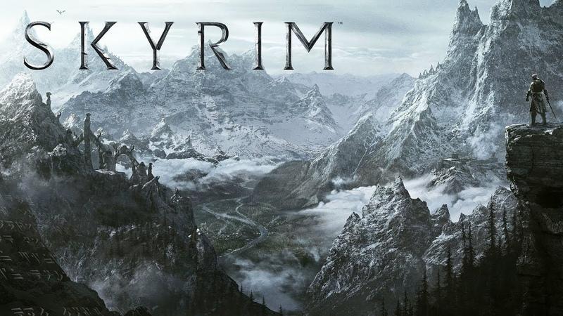 The Elder Scrolls V Skyrim SE ГИПП БОРНИЭЛЬ В ТЁМНОМ БРАТСТВЕ 1