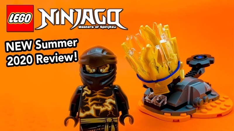 I Was Wrong About Spinjitzu Burst LEGO Ninjago Spinjitzu Burst Cole Review Summer 2020 Set 70685
