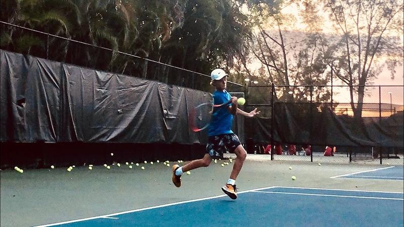 PROFESSIONAL TENNIS TRAINING with Coach Dabul